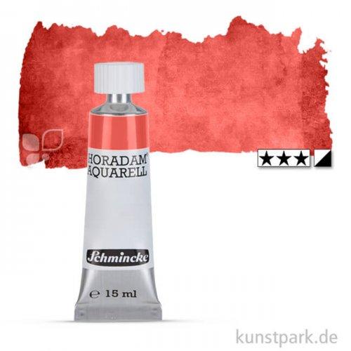 Schmincke HORADAM Aquarellfarben Tube 15 ml   355 Lasurdunkelrot