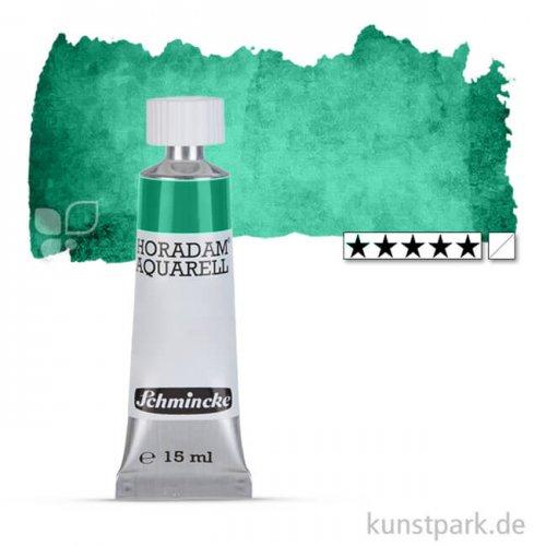 Schmincke HORADAM Aquarellfarben Tube 15 ml   513 Smaragdgrün