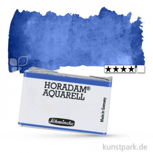 Schmincke HORADAM Aquarellfarben 1/1 Napf   493 Französisches Ultramarin