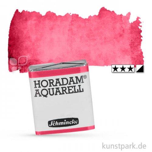 Schmincke HORADAM Aquarellfarben 1/2 Napf | 346 Rubinrot dunkel