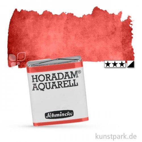 Schmincke HORADAM Aquarellfarben 1/2 Napf | 355 Lasurdunkelrot