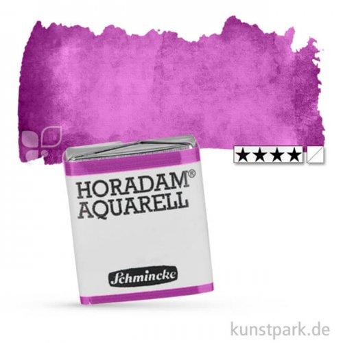 Schmincke HORADAM Aquarellfarben 1/2 Napf | 472 Chinacridon Purpur