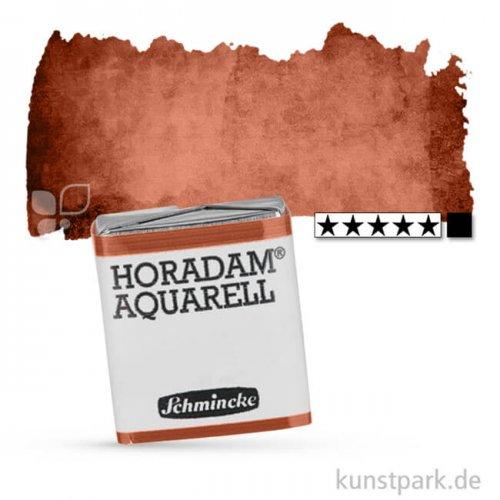 Schmincke HORADAM Aquarellfarben 1/2 Napf | 672 Mahagonibraun