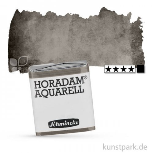 Schmincke HORADAM Aquarellfarben 1/2 Napf   788 Graphitgrau