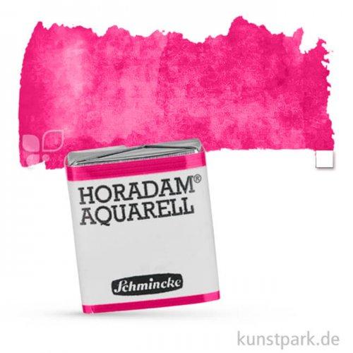 Schmincke HORADAM Aquarellfarben 1/2 Napf   920 Brillant Opernrosa
