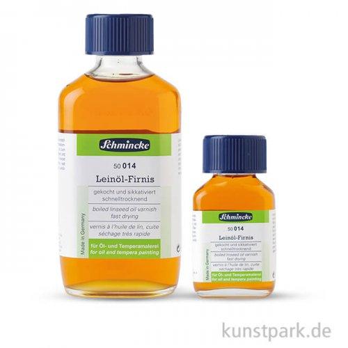 Schmincke Leinöl-Firnis