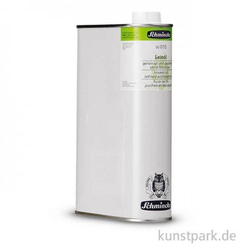 Schmincke Leinöl gereinigt 1000 ml