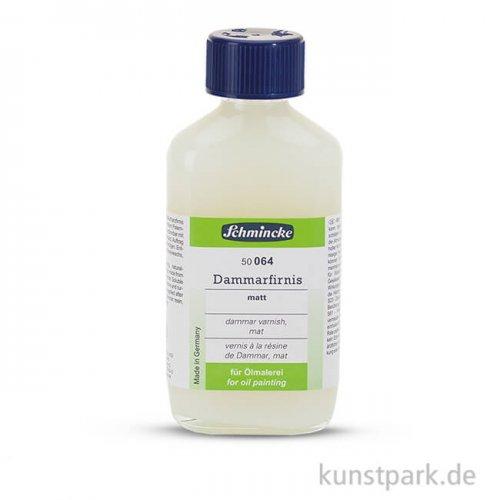 Schmincke Dammarfirnis für Ölgemälde, matt 200 ml