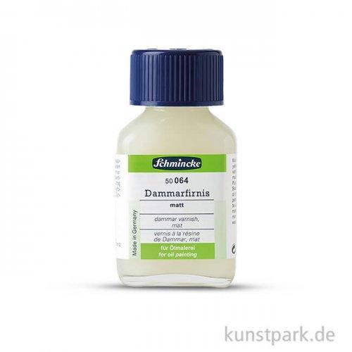 Schmincke Mattfirnis für Ölgemälde 60 ml
