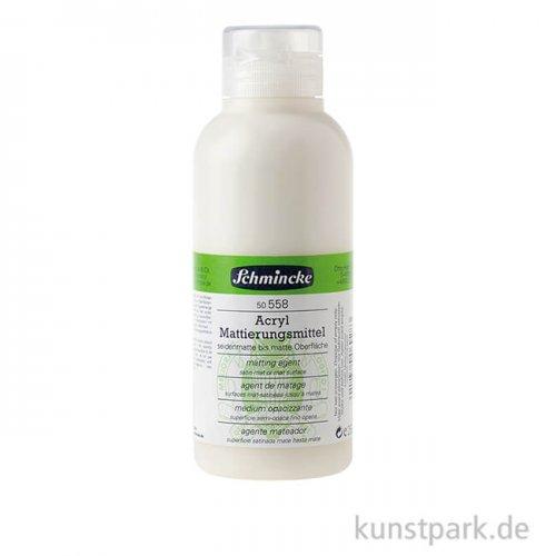 Schmincke Mattierungsmittel seidenmatt bis matt 250 ml