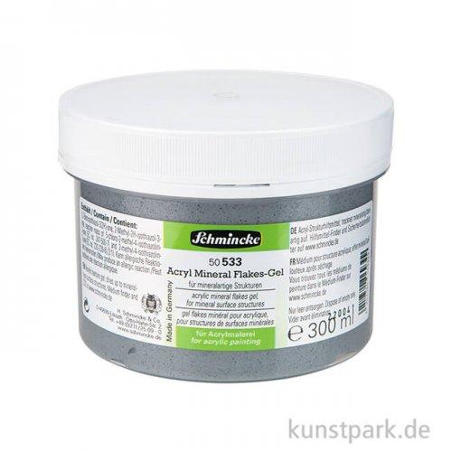 Schmincke Mineral Flakes-Gel 250 ml