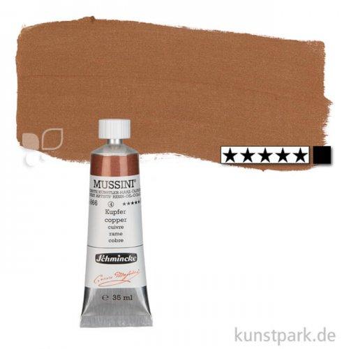 Schmincke MUSSINI Gold 35 ml Tube | 866 Kupfer
