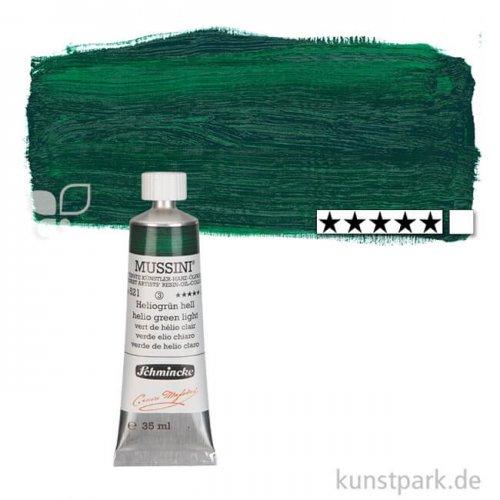 Schmincke MUSSINI Ölfarben 35 ml | 521 Heliogrün hell
