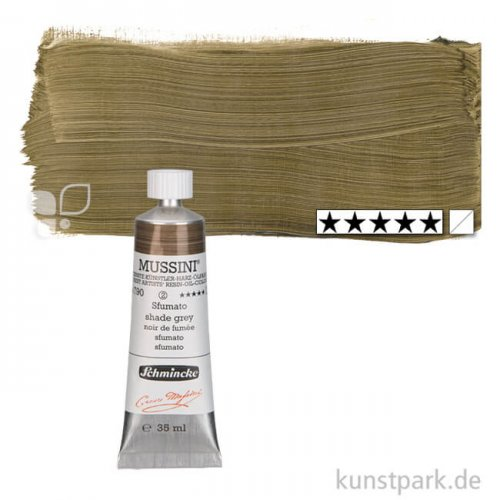 Schmincke MUSSINI Ölfarben 35 ml | 790 Sfumato