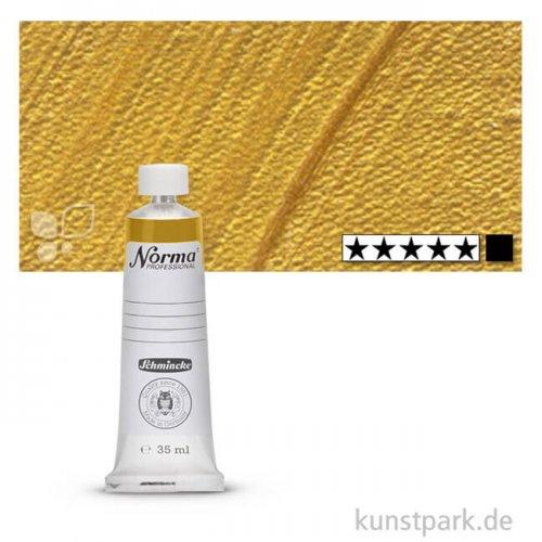 Schmincke NORMA Ölfarben 35 ml | 802 Klassik Gold