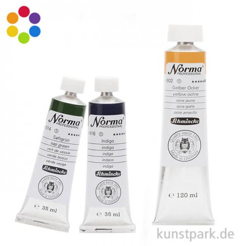 Schmincke NORMA Ölfarben