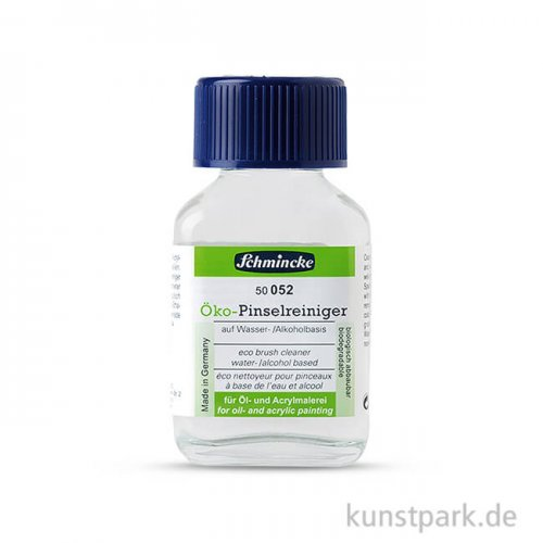 Schmincke ÖKO Pinselreiniger 60 ml