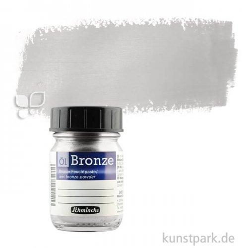 Schmincke Öl-Bronzen 50 ml Einzelfarbe | Silber