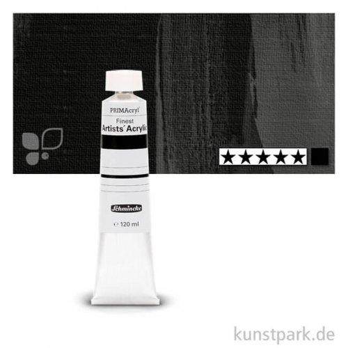Schmincke PRIMAcryl Acrylfarben 120 ml | 793 Schwarz