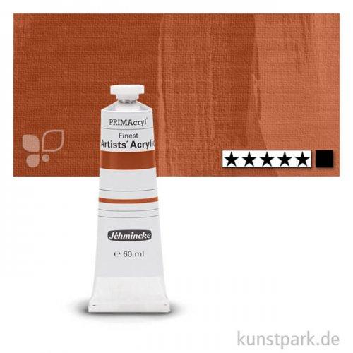 Schmincke PRIMAcryl Acrylfarben 60 ml | 680 Eisenoxidrot