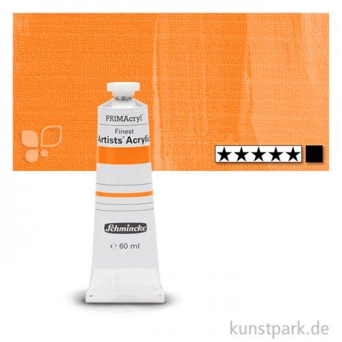 Schmincke PRIMAcryl Acrylfarben 60 ml   214 Kadmiumorange