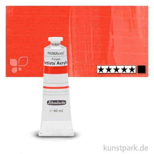Schmincke PRIMAcryl Acrylfarben 60 ml | 317 Kadmiumrot hell