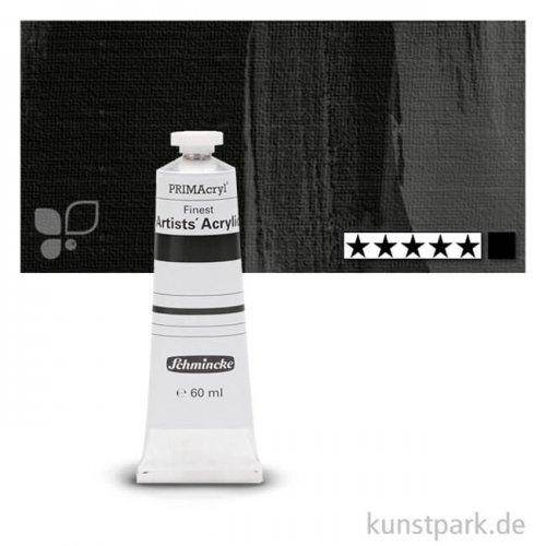 Schmincke PRIMAcryl Acrylfarben 60 ml | 793 Schwarz