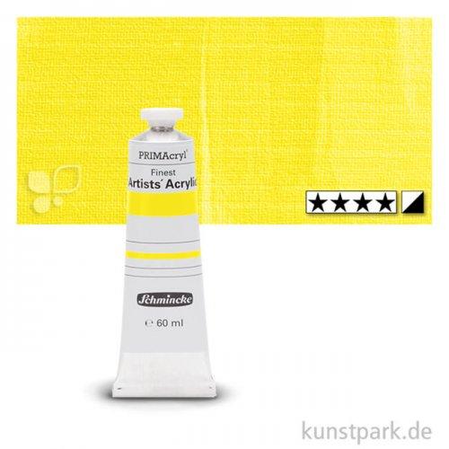 Schmincke PRIMAcryl Acrylfarben 60 ml | 205 Zitronengelb