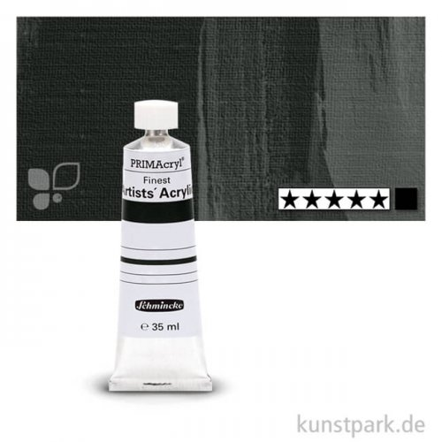 Schmincke PRIMAcryl Acrylfarben 35 ml | 792 Elfenbeinschwarz