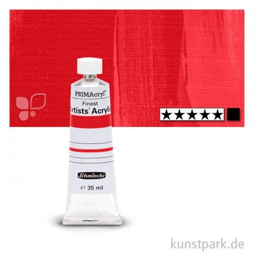 Schmincke PRIMAcryl Acrylfarben 35 ml   320 Kadmiumrot mittel