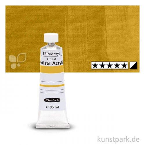 Schmincke PRIMAcryl Acrylfarben 35 ml | 896 Klassik Gold