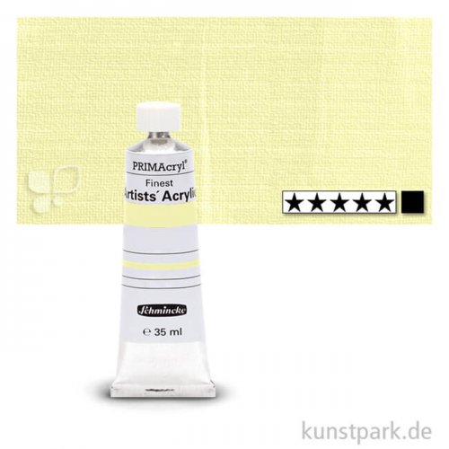 Schmincke PRIMAcryl Acrylfarben 35 ml | 203 Medievalgelb
