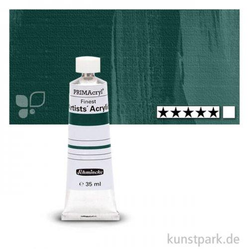 Schmincke PRIMAcryl Acrylfarben 35 ml | 563 Phtalogrün bläulich