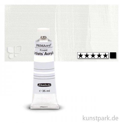 Schmincke PRIMAcryl Acrylfarben 35 ml | 101 Titanweiss
