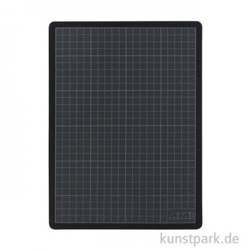 Schneidematte ArtCut - Schwarz-Grau DIN A2