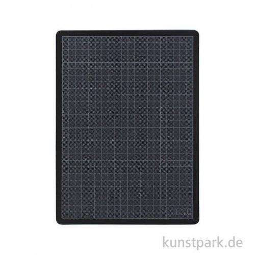 Schneidematte ArtCut - Schwarz-Grau DIN A3