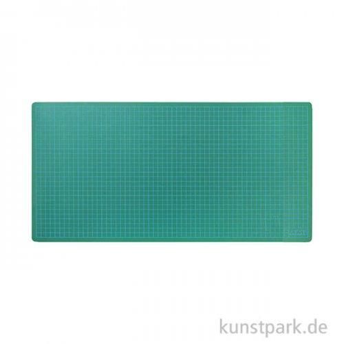 Schneidematte GIANT SIZE grün, Größe 80 x 120 cm