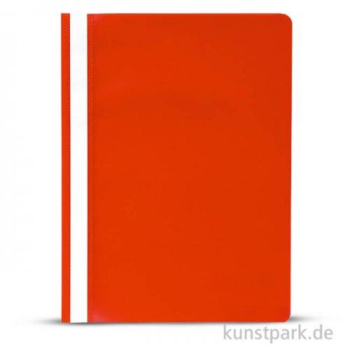Schnellhefter aus Kunststoff, DIN A4 1 Stk. | Rot