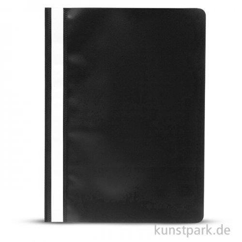 Schnellhefter aus Kunststoff, DIN A4 1 Stk.   Schwarz