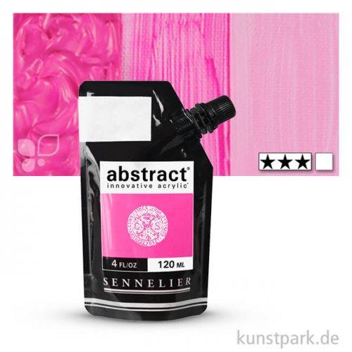 Sennelier ABSTRACT Acrylfarbe 120 ml | Fluo Rosa
