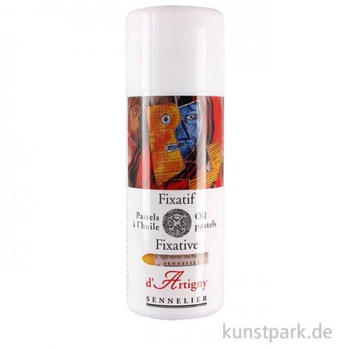 Sennelier Fixativ für Ölpastelle Sprühdose 400 ml