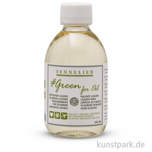 Sennelier Green for Oil Pinselreiniger 250 ml