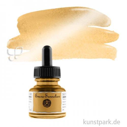 Sennelier Schellacktusche 30 ml   003 Gold
