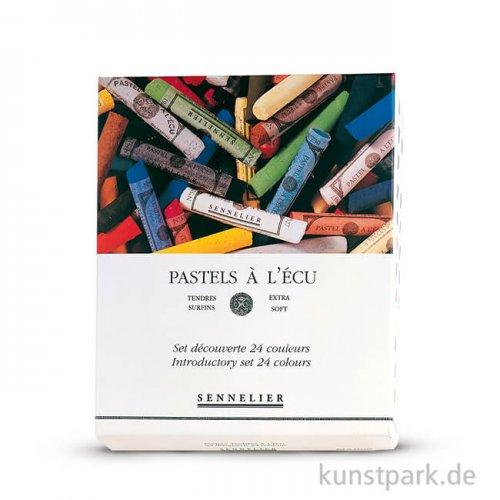 Sennelier Softpastell ECU - Einführungs-Set mit 24 Stiften