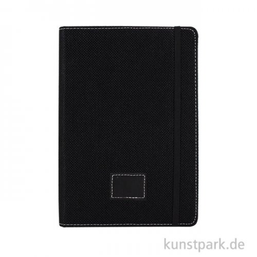 Skizzenbuch Torino Schwarz, 64 Blatt, 125 g DIN A5