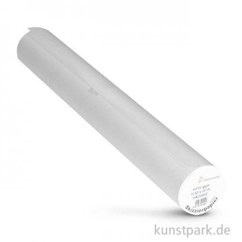 Hahnemühle Skizzenpapierrolle 40/45g 0,33 x 50 Meter