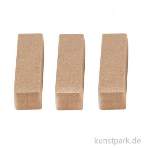 Sofft - Schwamm länglich flach, 3 Stück