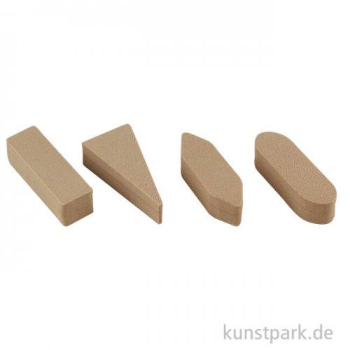 Sofft - Schwammset mit vier verschiedenen Formen