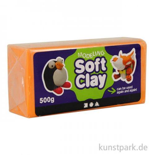 Soft Clay - weiche, geschmeidige Knetmasse