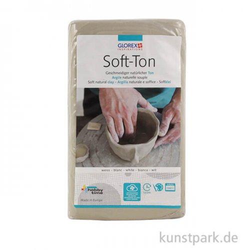 Soft-Ton weiß, lufthärtend 1000 g